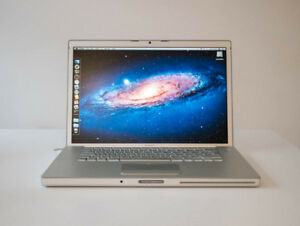 "MacBook Pro 15"" (Late 2006)"
