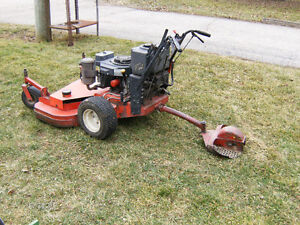 ENCORE -**WALK or STAND** RiDiNG  mower