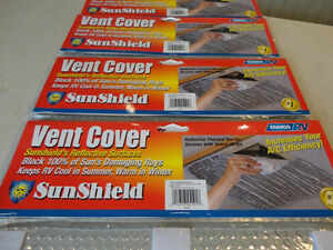 Camco RV Sunshield Vent Covers - I Have 4 Brand New ones $5/each