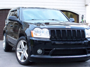 Jeep Gr Cherokee  SRT8 2007 HEMI 6.1 IMPECCABLE.. FAIRE UN OFFRE