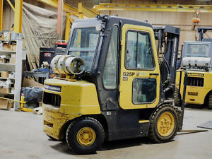 5000LB Forklift with Cab