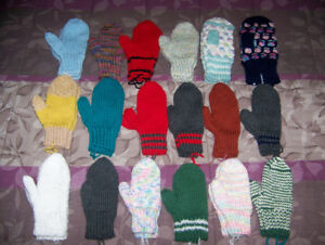 Mitts & Toques