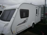 2011 Swift Jura- 2 berth caravan