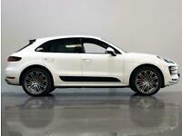 2015 Porsche Macan 3.6T Turbo PDK 4WD (s/s) 5dr SUV Petrol Automatic