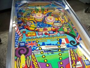 PINBALL SUPERSONIC West Island Greater Montréal image 3