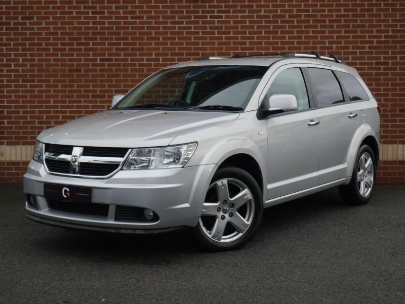 2010 60 Dodge Journey 2 0crd Rt 5dr  Silver  Diesel