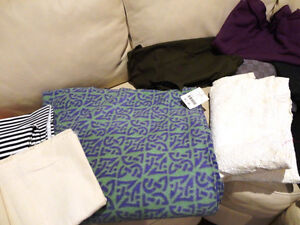 Large Amount Fabric for sale - Quilts, Dresses, Scarves & Crafts Kitchener / Waterloo Kitchener Area image 10
