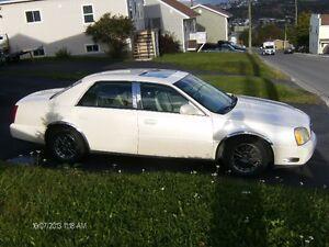 Drastically Reduced!   2003 Cadillac DeVille DHS Sedan