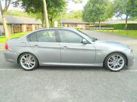 2010 10 REG BMW 320D M SPORT BUSINESS EDITION