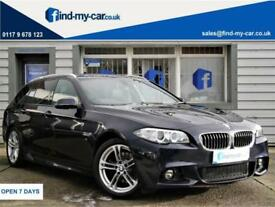 2013 63 BMW 520 2.0TD ( 184bhp ) Touring Auto M Sport