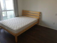 downtown dt main bedroom with private bathroom rent