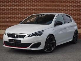 2016 16 Peugeot 308 1.6 THP GTi 270 by PS 5dr (White, Petrol)