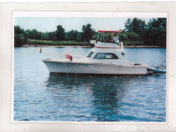 Used 1973 Other Sport Fisherman