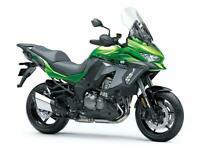Kawasaki Versys 1000 SE, KLZ1000 SE