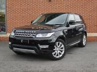 2014 63 Land Rover Range Rover Sport 3.0 SD V6 HSE Station Wagon 4x4 5dr