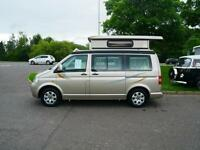 Autosleeper Trooper 4 Berth Campervan Volkswagen Transporter T30 130 TDI