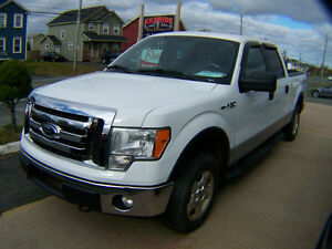 2011 Ford F-150 4x4 Crew $ 16,900.00 Call 727-5344