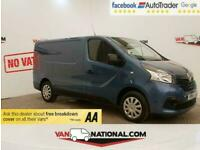 2015 Renault Trafic 1.6 SL27 BUSINESS PLUS ENERGY DCI S/R P/V 120 BHP (NO VAT NO