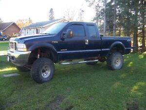 2003 Ford F-250 XL Pickup Truck
