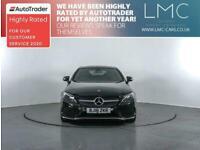2018 Mercedes-Benz C-CLASS 2.0 C 200 AMG LINE PREMIUM 2d AUTO 181 BHP Coupe Petr