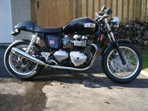 2013 Triumph Thruxton for trade