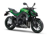 KAWASAKI Z1000 MOTORCYCLE