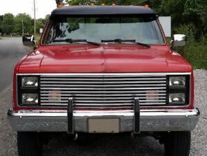 1973-1987 GMC\Chevy Cab Visor (Windshield)