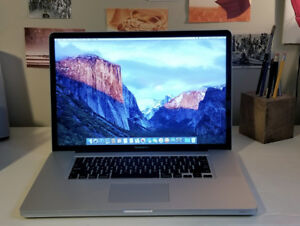 Macbook Pro 17-SSD256GB+HDD 2TB-sac Incase-US+EUR