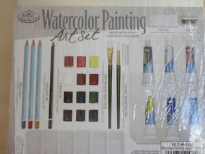 Selling a Watercolor & Art Paint Set -Brand New $7 Kitchener / Waterloo Kitchener Area image 2