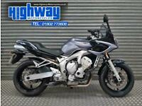 2006 Yamaha FZ6 Fazer S2 Nice Condition Warranty 12 Month MOT