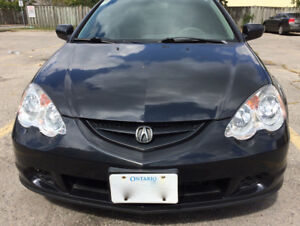 2003 Acura RSX with 170,585 km. Saftied and E-tested…