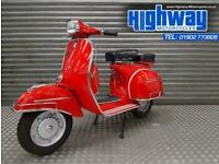 1967 Piaggio Vespa 150 Sprint Stunning Condition (Reg as 125)