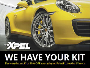 XPEL ULTIMATE PAINT PROTECTION FILM - SAVE 30% OFF MSRP