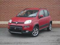2015 15 Fiat Panda 0.9 TwinAir 4x4 5dr (Start, Stop)(Red, Petrol)