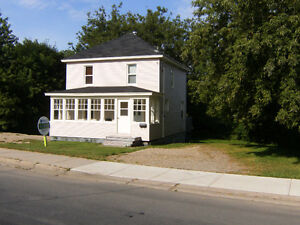 Two storey house near downtown Bathurst available.