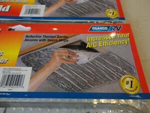 Camco RV Sunshield Vent Covers - I Have 4 Brand New ones $4/each Kitchener / Waterloo Kitchener Area image 3