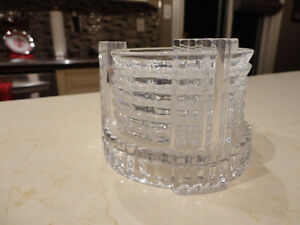 Set of 6 Fine Lead Crystal Coasters  - by Ominum Jack Martin