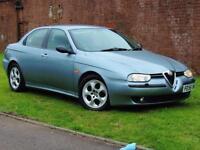 2005 Alfa Romeo 156 2.0 JTS Veloce Selespeed 4dr