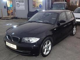 2009 (09) BMW 1 Series 2.0TD 118d ES Black
