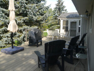 GRAND BEND  HOME/COTTAGE SPACIOUS FOR SALE