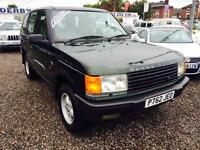 1996 LAND ROVER RANGE ROVER 2.5 DT MASSIVE SPEC FULL LEATHER 12 MONTHS MOT