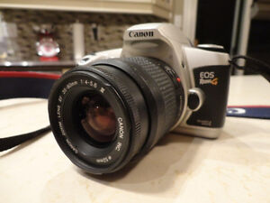 Canon Rebel G EOS 35mm Film Camera with Canon bag and Strap Kitchener / Waterloo Kitchener Area image 3