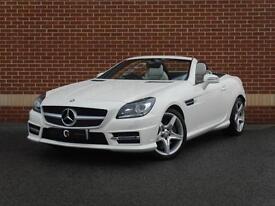 2015 15 Mercedes SLK 2.1 SLK250 CDI BlueEfficiency AMG Sport Convertible 2dr
