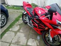 Hi hear is my honda cbr rr 600