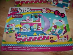 Hello Kitty Splash and Swim Water Park Lego Set