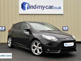 2013 63 Ford Focus 2.0T ( 250ps ) ST2 With FULL FORD HISTORY