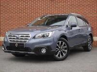 2017 17 Subaru Outback 2.0 D SE Premium Lineartronic 5dr (Silver, Diesel)