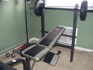 Complete Weight Room Equipment