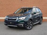 BRAND NEW Subaru Forester XC Premium Lineartronic (Green, Diesel)