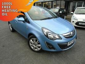2013 Vauxhall Corsa 1.2i 16v Energy - Blue - Platinum Warranty!